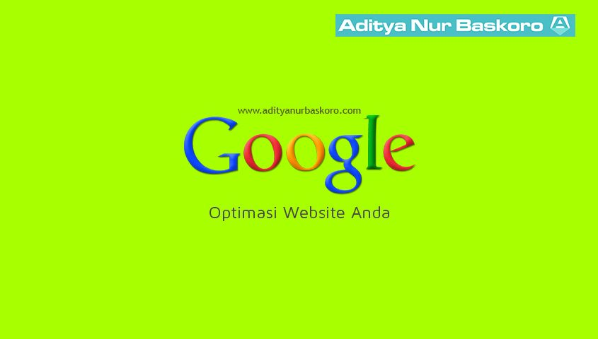 Belajar SEO, Training SEO, Kursus SEO, ahli-seo-optimasi-website-aditya-nur-baskoro