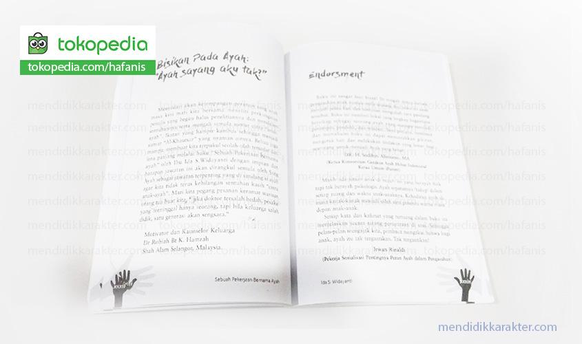 Sebuah Pekerjaan Bernama Ayah, Buku Parenting Terbaik, Buku Parenting Yang Direkomendasikan, Buku Parenting Yang Paling Banyak Dicari