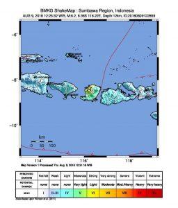 Gempa LOmbok, Peduli Lombok, Lombok Gempa Lagi