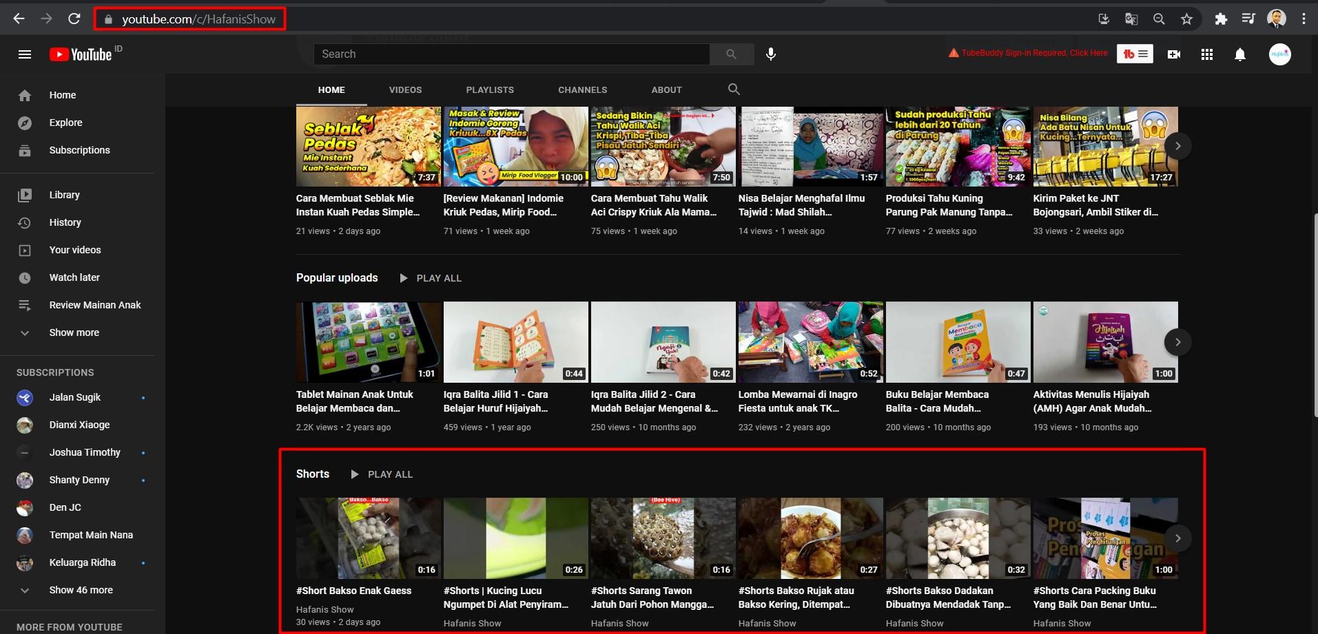 Cara Bikin Video Youtube Shorts Beta Boleh Dicoba